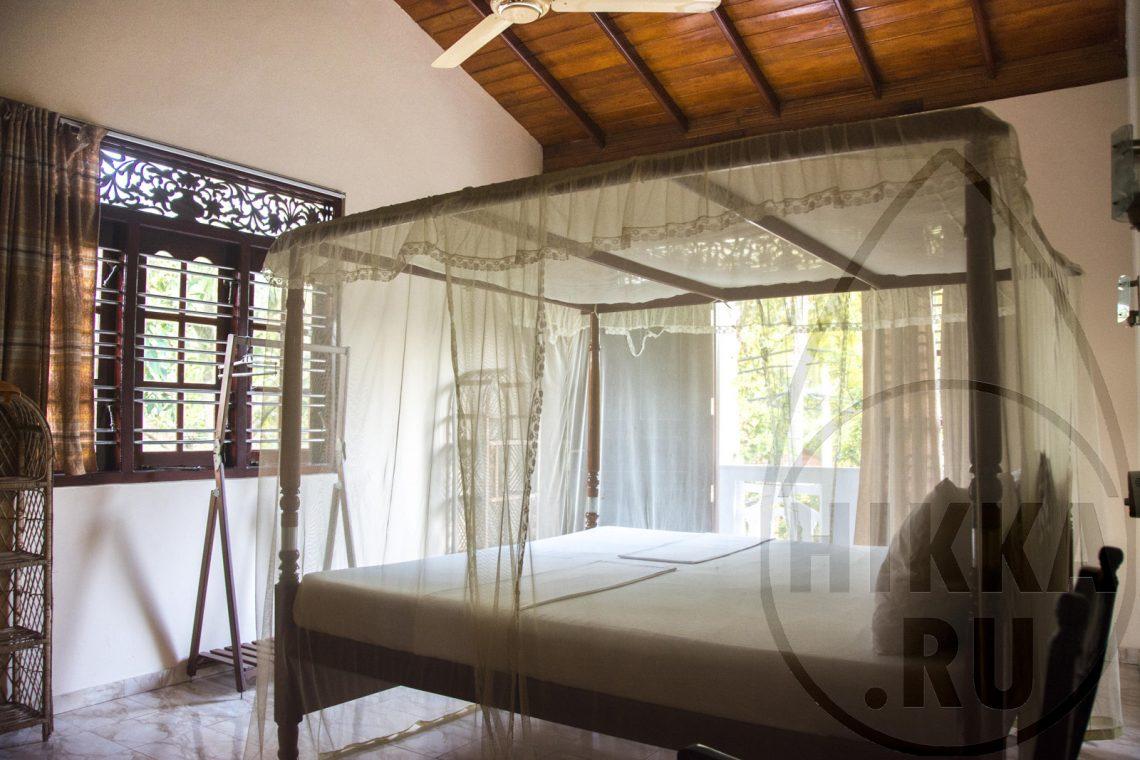 аренда виллы в Хиккадуве 5 спален спальня 2
