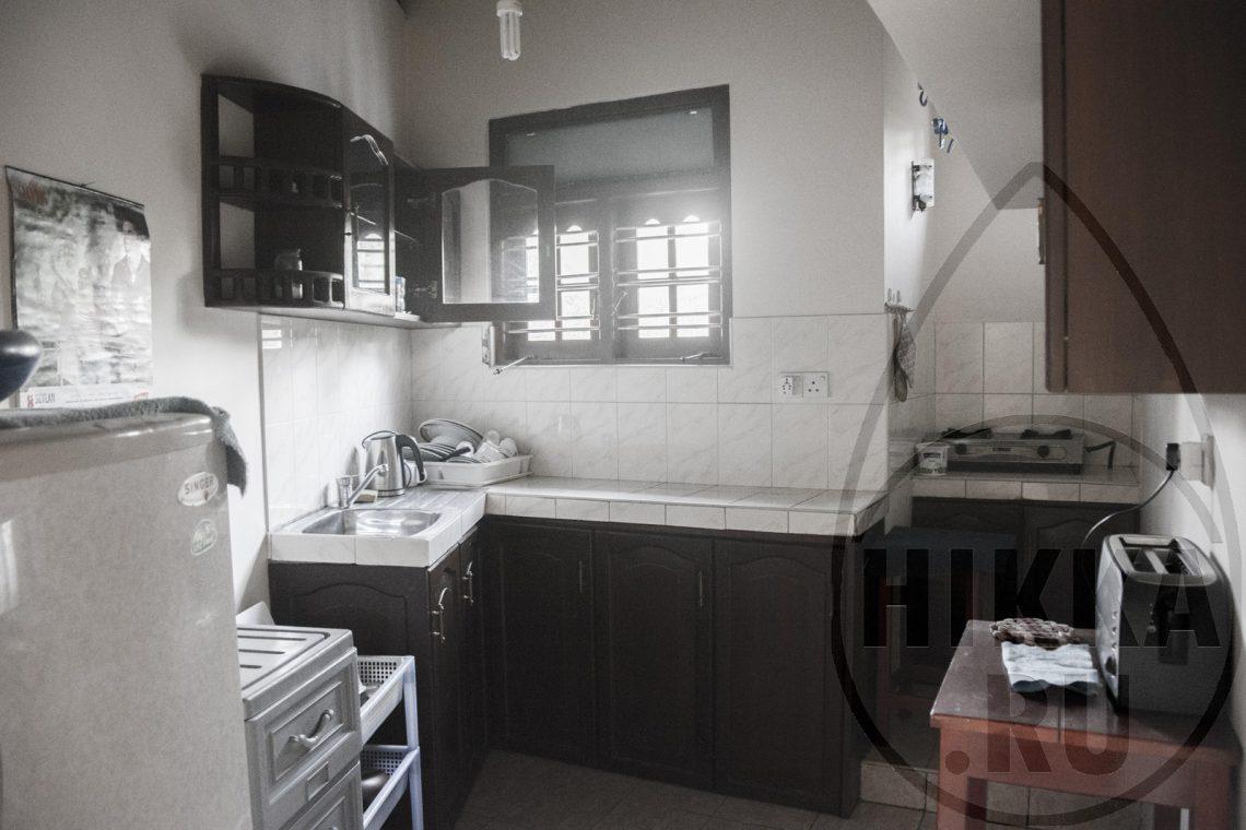 аренда виллы в Хиккадуве 5 спален кухня 2