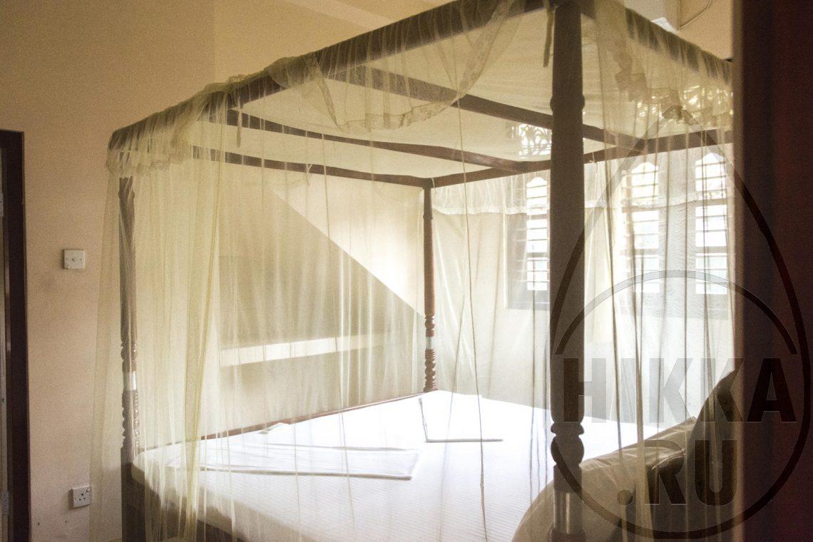 аренда виллы в Хиккадуве 5 спален кровать 5