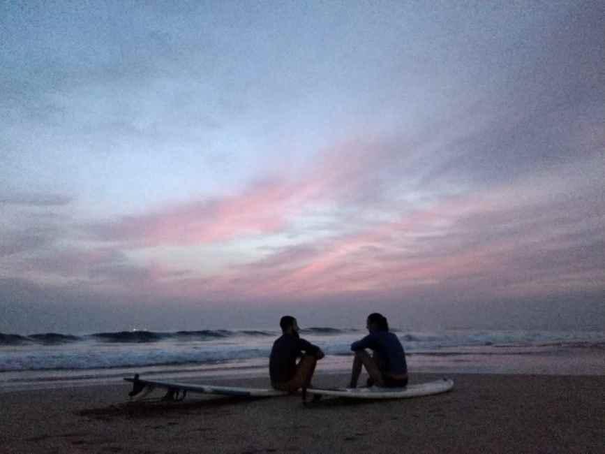 чем заняться в хиккадуве на пляже