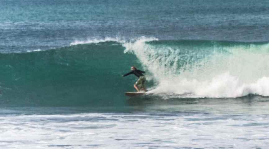 серфинг в хиккадуве наригама